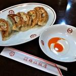 梅江飯店 - 焼き餃子