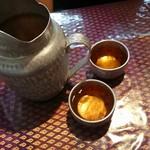メークマイ - 冷たいお茶