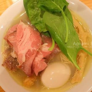 自家製麺 うろた - 料理写真: