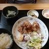 Hotori - 料理写真:鶏のから揚げ定食