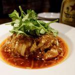 石庫門 - 紅油鶏