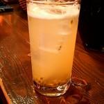 蜆楽檸檬 - パッションフルーツ&パイン
