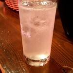 蜆楽檸檬 - グレープフルーツ×ライム