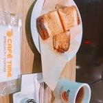 CAFE TIME 横浜都筑 - 料理写真: