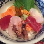 堂島雪花菜 - 海鮮丼