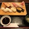 ひざし和風レストラン - 料理写真:にぎり 上=1890円  税込