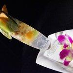 テイストシックス - 大人のメロンパフェ☆2種のメロンを使った贅沢なパフェ♪1人占めして食べて下さいね!