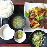 中国家庭料理 香福園 - 料理写真: