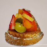 ヤマナカヤ - フレッシュフルーツのタルト