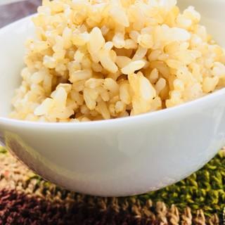 ミルナーナの無農薬玄米