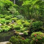 京都大原三千院 - 聚碧園(一部)