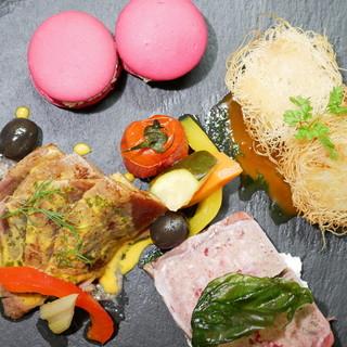 彩り鮮やかなインスタ映え料理!?!?