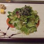 8639698 - 新鮮野菜サラダ 前菜仕立て