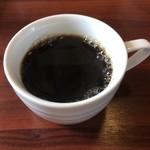 いわたき - ランチコーヒー(飲み放題)
