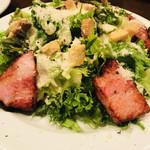 ダイドコバル - サラダがボリューミー