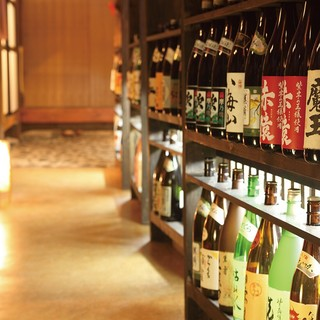 お酒好きの店主が厳選する、日本各地の隠れた銘酒