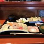 香の木 - にぎり寿司膳をいただきました(2018.5.24)