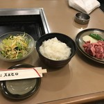 86397781 - 牛肉石焼 150g(1,500円)