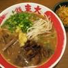 東大 - 料理写真:徳島ラーメン+辛もやし