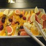 ダイアモンドターン - フルーツ!さくらんぼが美味しかった!