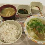 カフェテリア ルネ - 学食ランチ