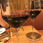ピッツェリア・アッソ・ダ・ヤマグチ - 赤ワイン