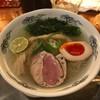 毘沙門天 - 料理写真:鶏そば