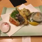 しののめ - 野菜天婦羅