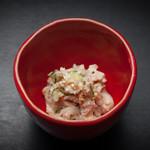 和食レストラン 神着 - 料理写真:ミミガー