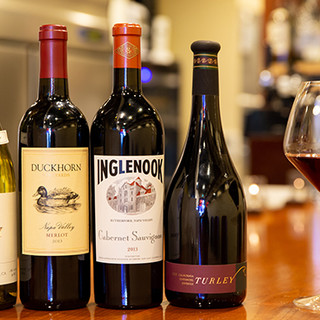 コストパフォーマンスも品質も高いカリフォルニアワインに特化