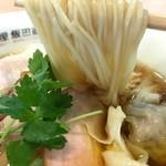 86404926 - もっちりと柔らかな麺