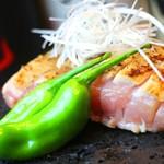鮮魚・創作料理 作 -