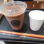 タリーズコーヒー - チョコリスタシェイク¥650-
