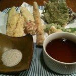 8641193 - 洋野菜の天麩羅