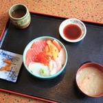 さわ - 料理写真:海鮮丼