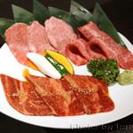 焼肉 もとやま - 神戸牛