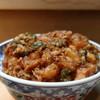 天ぷらと天丼 五島 - 料理写真:かきあげ天丼アップ