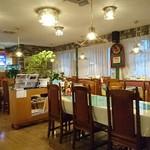 レストラン グリーンパーラー -
