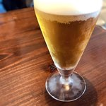なごみ食堂 - ランチビール