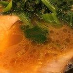 86414959 - 醤油の立ったスープ