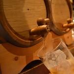GOD TENDER - 樽熟ウィスキー
