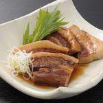 豚料理専門店 銀呈 - ばら肉柔らか煮