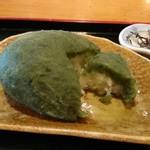 甘味処 いっぷく亭 - 餅米はほんのり温かい♪