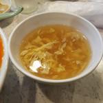 龍鳳苑 - 中華スープ