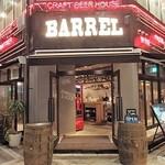 CRAFT BEER HOUSE BARREL -