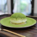 山本園 WITH TEA - 料理写真:あさみやお茶畑☆
