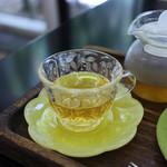 山本園 WITH TEA - 水だしほうじ茶☆