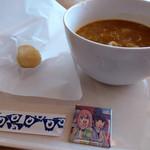 お食事処 防波亭 - カレー麺~☆