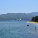 86425261 - 目の前が大天橋海水浴場。
