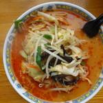 一風亭 - 料理写真:辛味噌タンメン(\750位)中辛